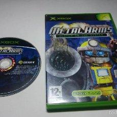 Videojuegos y Consolas: METAL ARMS ( XBOX - XBOX 360 -PAL - ESPAÑA). Lote 57371321