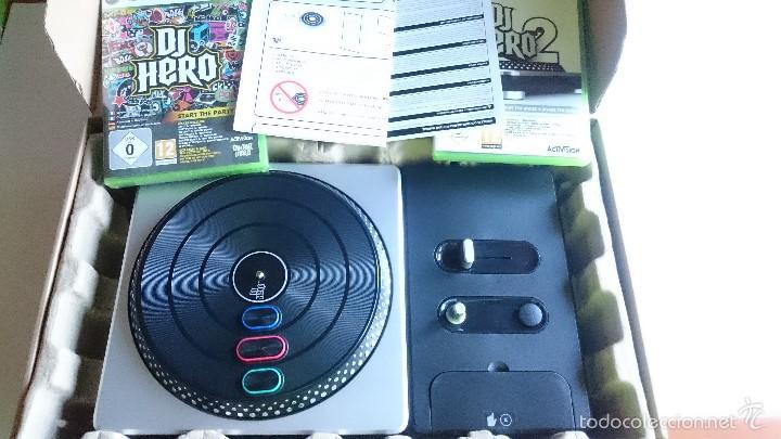 Pack Dj Hero Mesa Dj 2 Juegos Microsoft Xbox Comprar