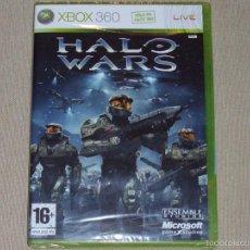 Videojuegos y Consolas: HALO WARS, PRECINTADO PAL ESP -X360-. Lote 59839372