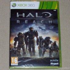 Videojuegos y Consolas: HALO REACH, PRECINTADO PAL ESP -X360-. Lote 59843220