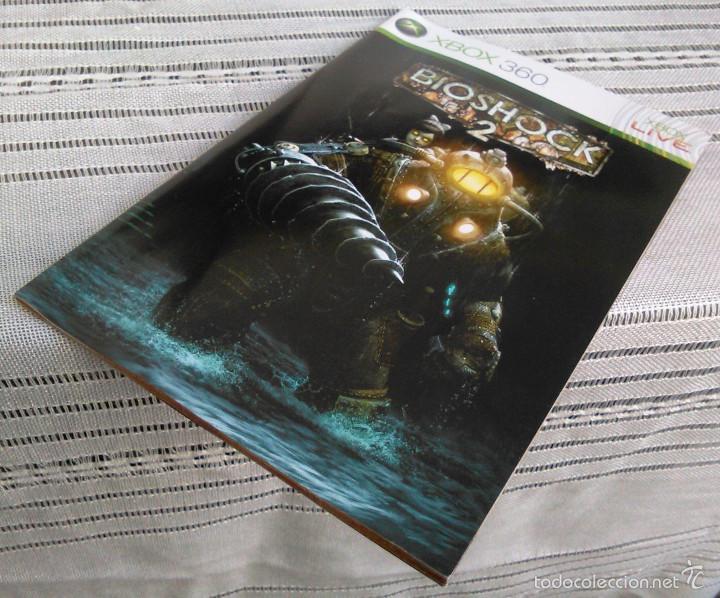 Videojuegos y Consolas: Videojuego Bioshock 2. Juego de Xbox 360 de 2K Games. PAL. Edición UK, Compatible. - Foto 7 - 61358534