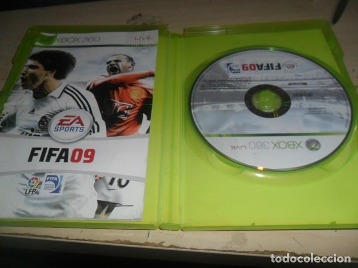 Videojuegos y Consolas: XBOX 360 - JUEGO FIFA 09 - EA SPORTS LFP VIDEOJUEGO OFICIAL - Foto 2 - 62172296