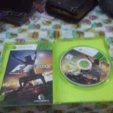 Videojuegos y Consolas: XBOX 360 FORMULA 2010 . Lote 62448440