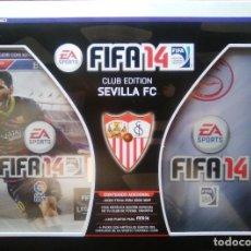 Videojuegos y Consolas: FIFA CLUB EDITION SEVILLA FC. JUEGO PARA XBOX 360. PAL-ESP. CAJA DEL PRODUCTO ABIERTA.. Lote 62882656