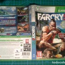 Videojuegos y Consolas: FAR CRY 3 XBOX 360. Lote 63303760