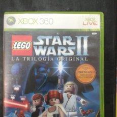 Videojuegos y Consolas: LEGO STAR WARS II: LA TRILOGIA ORIGINAL. XBOX-ONE. Lote 63445476