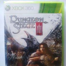 Videojuegos y Consolas: DUNGEON SIEGE III (3). JUEGO PARA XBOX 360. PAL-ESP. NUEVO, PRECINTADO.. Lote 63781443