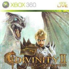 Videojuegos y Consolas: DIVINITY II EGO DRACONIS. JUEGO XBOX 360. NUEVO, PRECINTADO. PAL-ESP.. Lote 63782547