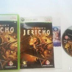 Videojuegos y Consolas: JUEGO COMPLETO CLIVE BARKER´S JERICHO PAL MICROSOFT XBOX 360 ESPAÑA. Lote 143682561