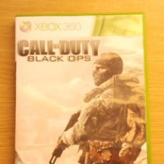 Videojuegos y Consolas: CALL OF DUTY BLACK OPS XBOX 360 VIDEOJUEGO ACTIVISION MADE IN THE USA. Lote 65799786