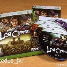 Videojuegos y Consolas: LOST ODYSSEY JUEGO PARA MICROSOFT XBOX 360 PAL ESPAÑA EN EXCELENTE ESTADO. Lote 66863686
