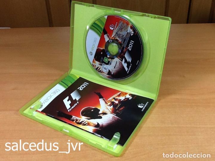 Videojuegos y Consolas: F1 2011 Formula 1 11 juego para Microsoft Xbox 360 PAL en Español Completo - Foto 2 - 66871926