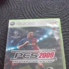 Videojuegos y Consolas: PRO EVOLUTION SOCCER 2008-JUEGO XBOX 360,. Lote 68787473