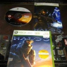 Videojuegos y Consolas: JUEGO,XBOX 360,HALO 3,CAJA Y MANUAL EN INGLES,JUEGO EN ESPAÑOL,INCLUYE POSTER. Lote 68917587