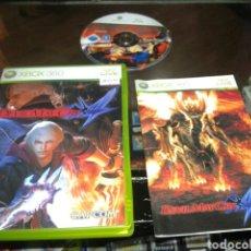 Videojuegos y Consolas: JUEGO,XBOX 360,DEVIL MAY CRY 4,CAJA Y MANUAL EN INGLES,JUEGO EN ESPAÑOL. Lote 68924761