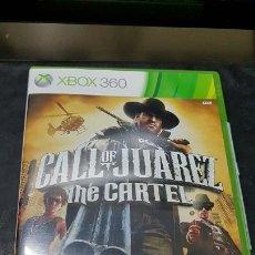 Videojuegos y Consolas: XBOX 360 CALL OF JUAREZ THE CARTEL. Lote 69309461