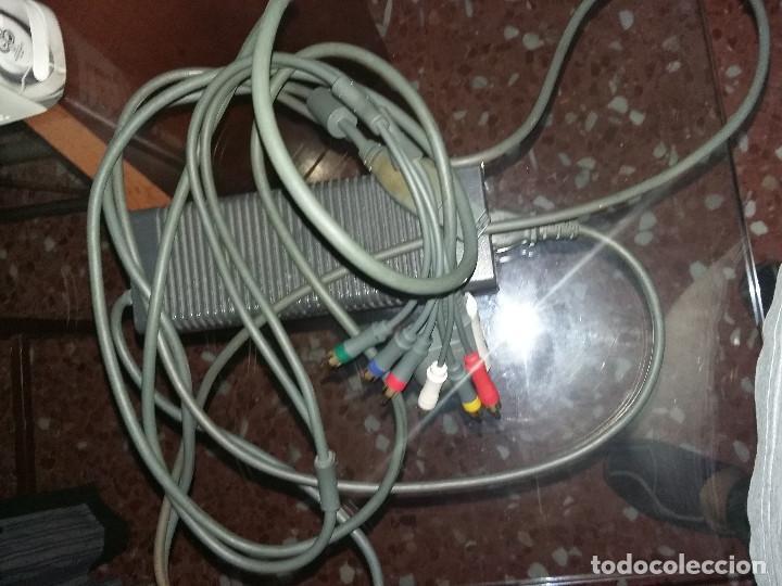 Videojuegos y Consolas: xbox 360 + mando + hd 120 gigas + cables + cargador + juego ( LEER DESCRIPCION) - Foto 4 - 69904953