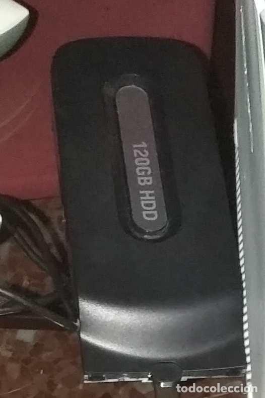 Videojuegos y Consolas: xbox 360 + mando + hd 120 gigas + cables + cargador + juego ( LEER DESCRIPCION) - Foto 5 - 69904953