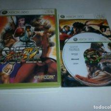Videojuegos y Consolas: SUPER STREET FIGHTER IV XBOX 360 COMPLETO. Lote 70283841