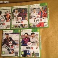 Videojuegos y Consolas: JUEGOS FIFA XBOX. Lote 70313933