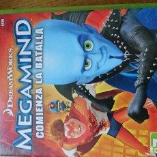 Videojuegos y Consolas: MEGAMIND XBOX 360 VIDEOJUEGO DVD. Lote 70696669