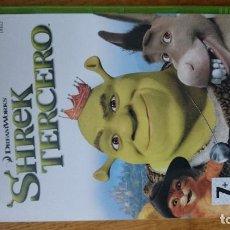 Videojuegos y Consolas: SHRECK TERCERO XBOX 360 VIDEOJUEGO DVD. Lote 70698285