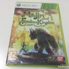 Jeux Vidéo et Consoles: MAJIN AND THE FORSAKEN KINGDOM. Lote 71065969