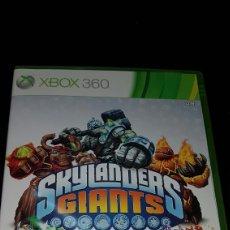 Videojuegos y Consolas: XBOX 360 JUEGO SKYLANDERS GIGANTS. Lote 72385098