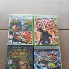 Videojuegos y Consolas: PACK JUEGOS XBOX360 + PS3 + PC DEMO ( VER DESCRIPCION). Lote 74381783