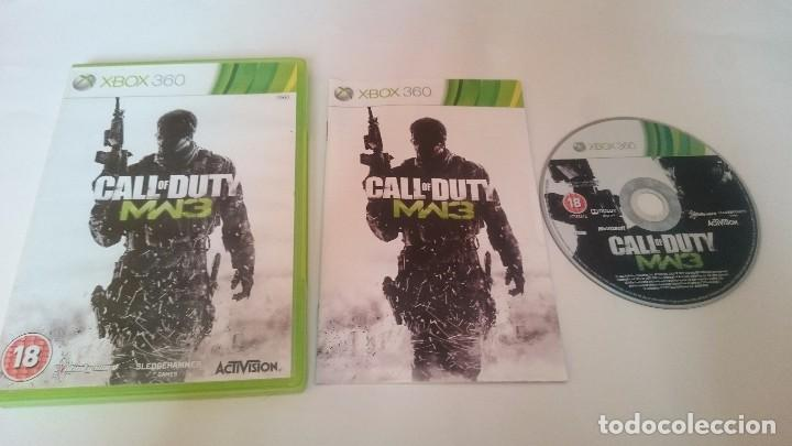 Call Of Duty Modern Warfare 3 Pal Microsoft Xbo Buy Video Games And Consoles Xbox 360 At Todocoleccion 74739359