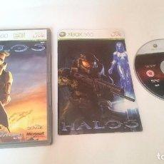 Videojuegos y Consolas: HALO 3 COMPLETO PAL MICROSOFT XBOX 360 CASTELLANO. Lote 75033407