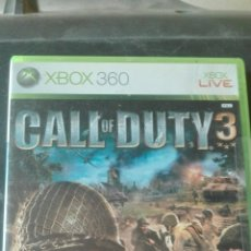 Videojuegos y Consolas: CALL OF DUTTY 3 XBOX360. Lote 76767205