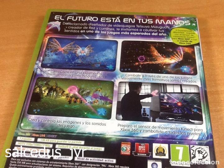 Child Of Eden Kinect Juego Para Xbox 360 Pal Es Comprar