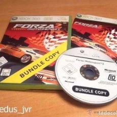 Videojuegos y Consolas: FORZA MOTORSPORT 2 JUEGO PARA XBOX 360 PAL ESPAÑA. Lote 81565480