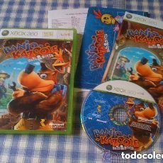 Videojuegos y Consolas: BANJO KAZOOIE: NUTS & BOLTS BACHES Y CACHIVACHES PARA MICROSOFT XBOX 360 PAL COMPLETO. Lote 81642856