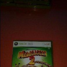 Videojuegos y Consolas: XBOX 360 MADAGASCAR 2. Lote 81952956