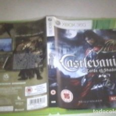 Videojuegos y Consolas: CASTLEVANIA LORDS OF SHADOW X360. Lote 91688205