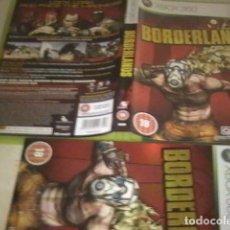 Videojuegos y Consolas: BORDERLANDS XBOX 360. Lote 91691860
