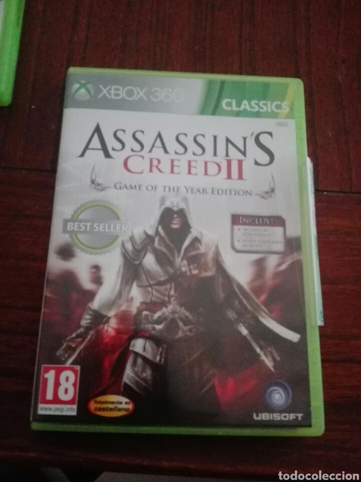 ASSASSINS CREED II (Juguetes - Videojuegos y Consolas - Microsoft - Xbox 360)
