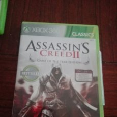 Videojuegos y Consolas: ASSASSINS CREED II. Lote 92835124