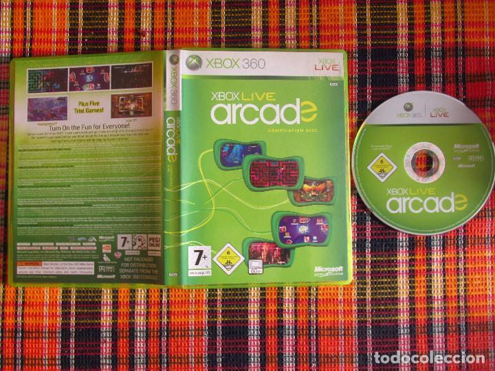 Juego Live Arcade Xbox360 Comprar Videojuegos Y Consolas Xbox 360