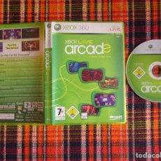 Videojuegos y Consolas: JUEGO LIVE ARCADE XBOX360. Lote 92949685