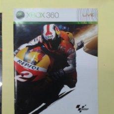 Videojuegos y Consolas: MOTO GP 08 (INSTRUCCIONES). Lote 93400850