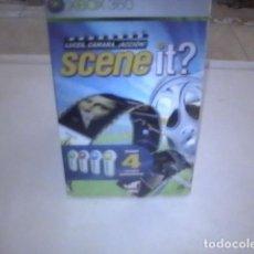 Videojuegos y Consolas: SCENE IT ¡¡LUCES, CÁMARAS Y ACCIÓN!! + 4 MANDOS. Lote 93719260
