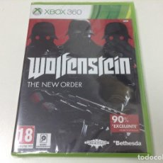 Videojuegos y Consolas: WOLFENSTEIN THE NEW ORDER. Lote 95949071