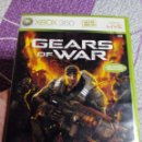 Videojuegos y Consolas: JUEGO XBOX 360 GEARS OF WAR. Lote 96767631