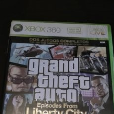 Videojuegos y Consolas: GTA EPISODES FROM LIBERTY CITY. Lote 96896562