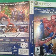 Videojuegos y Consolas: SPIDERMAN AMIGO O ENEMIGO (CARATULA). Lote 96903331
