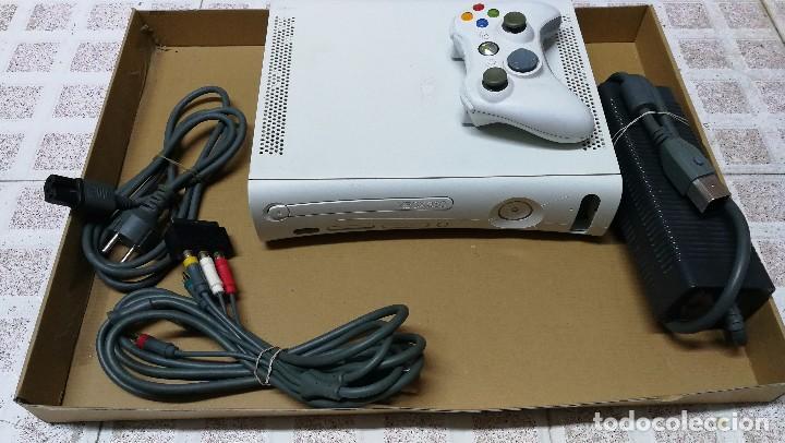 Videojuegos y Consolas: consola XBOX 360 -FUNCIONANDO - Foto 2 - 97276191