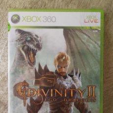 Videojuegos y Consolas: DIVINITY II EGO DRACONIS XBOX 360. Lote 97460363